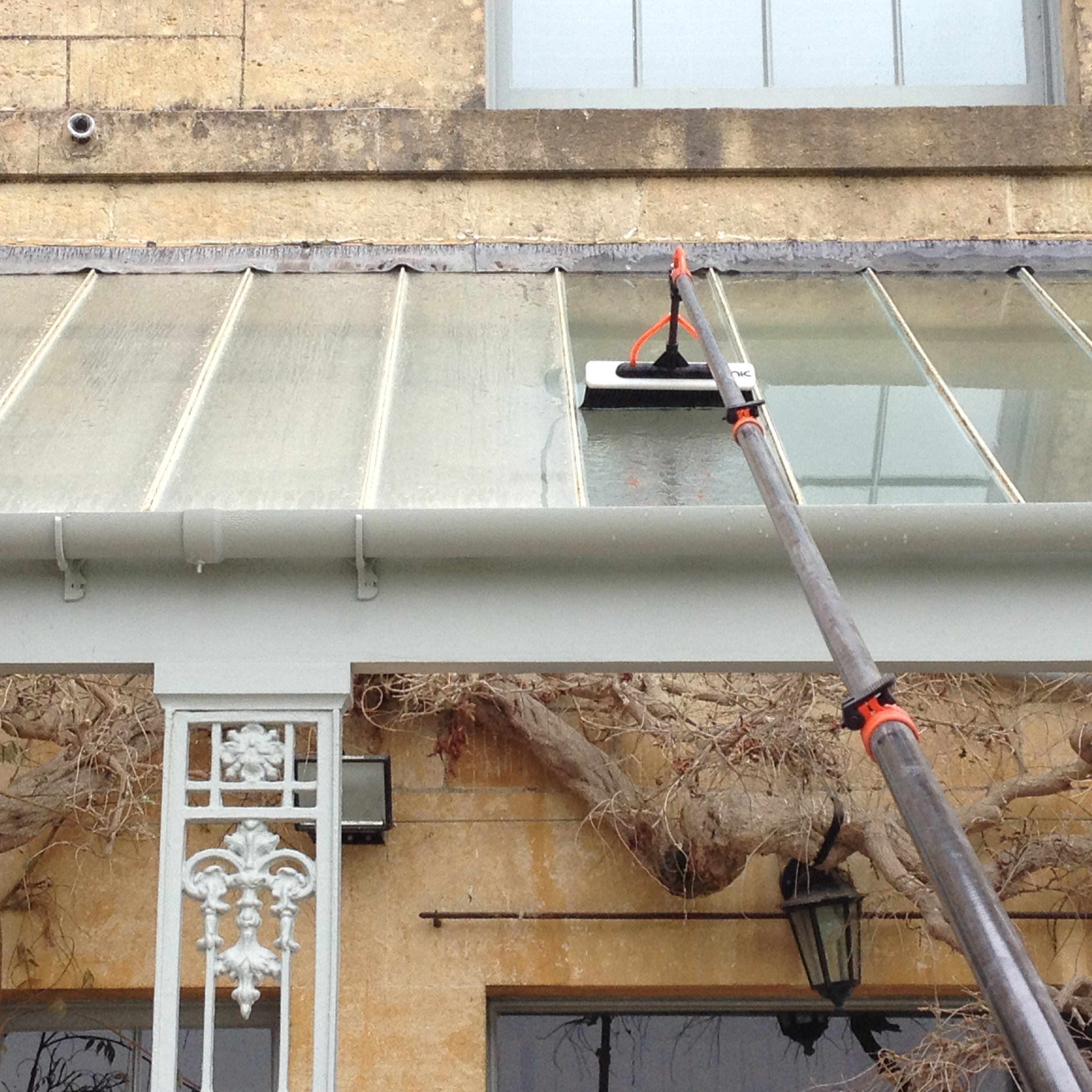 Not Just Gutter Cleaning Clean And Bright Gutters Of Bath